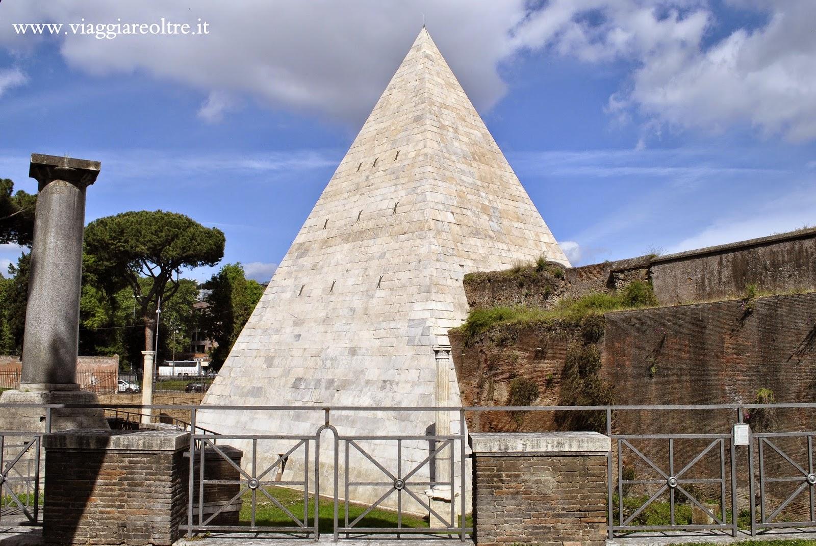 mete insolite a Roma