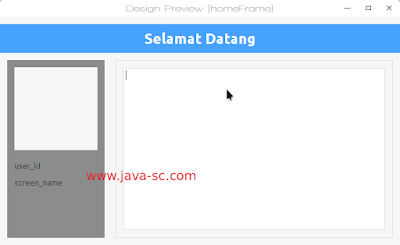 Cara Membuat Login Aplikasi Menggunakan Twitter Di Java 2