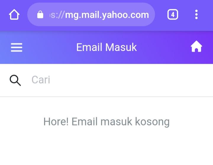 Cara buat email baru yahoo dengan cepat mudah diikuti
