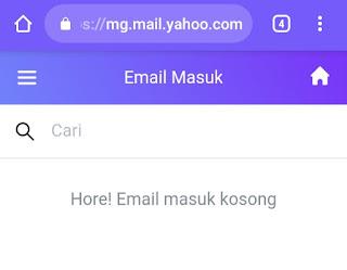 Cara buat email baru yahoo lengkap dengan gambar