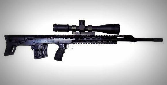 Senapan sniper VS-121 Izhmash