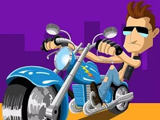 Güçlü Motorcu - Stud Rider