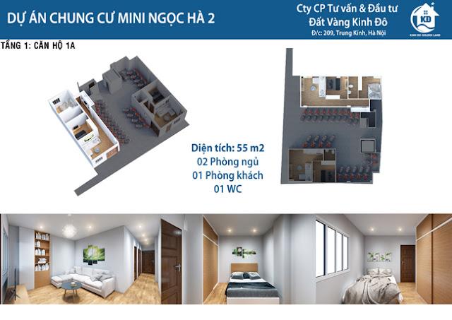 căn hộ 01 chung cư mini ngọc hà