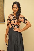 Sowmya Venugopal in Anarkali Dress at Kalamandir Foundation 7th anniversary Celebrations ~  Actress Galleries 030.JPG