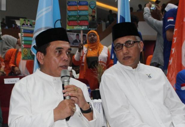 Irwandi Siap Tegakkan Aqidah Aswaja di Aceh