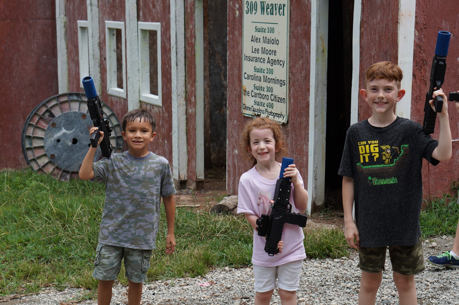 XTREME PARK ADVENTURES | LASER TAG IN DURHAM by North Carolina lifestyle blogger Rebecca Lately