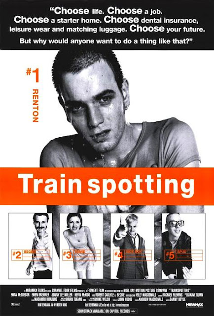 Poster Trainspotting
