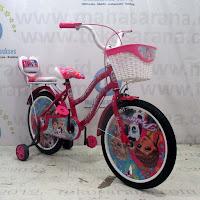 18 ctb michel princess anak sepeda