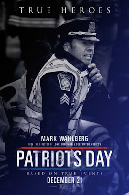 Patriots Day Mark Wahlberg Poster