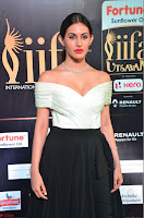 Amyra Dastur in White Deep neck Top and Black Skirt ~  Exclusive 018.JPG