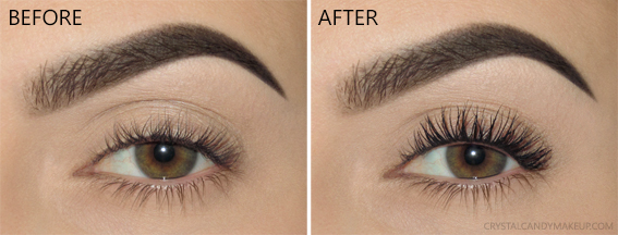 Revlon Ultimate All-In-One Best Drugstore Waterproof Mascara Review Before After Hold Curl