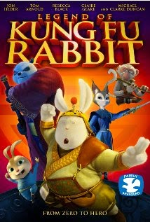 Download Legend of Kungfu Rabbit (2011) BluRay 720p