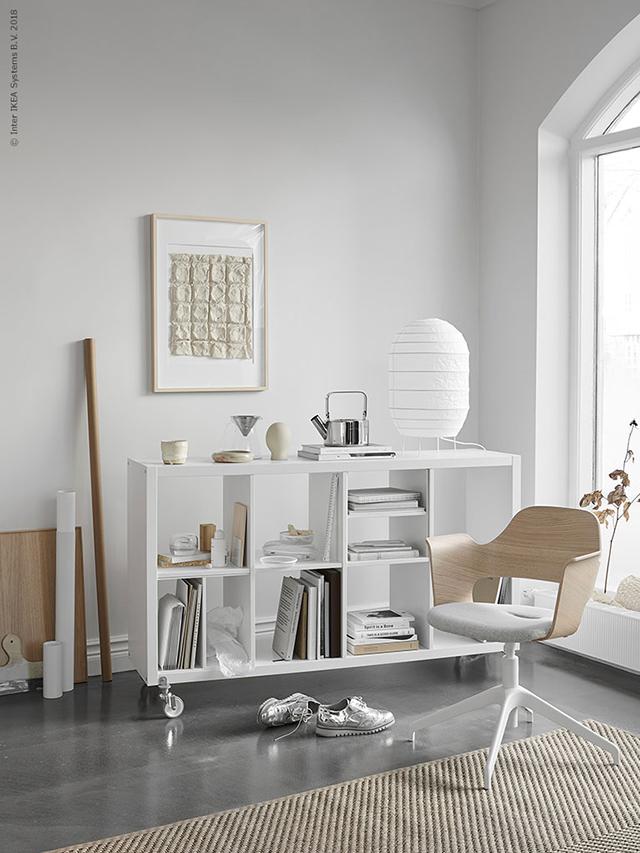shelf styling inspirationsundling kickén for ikea | the design