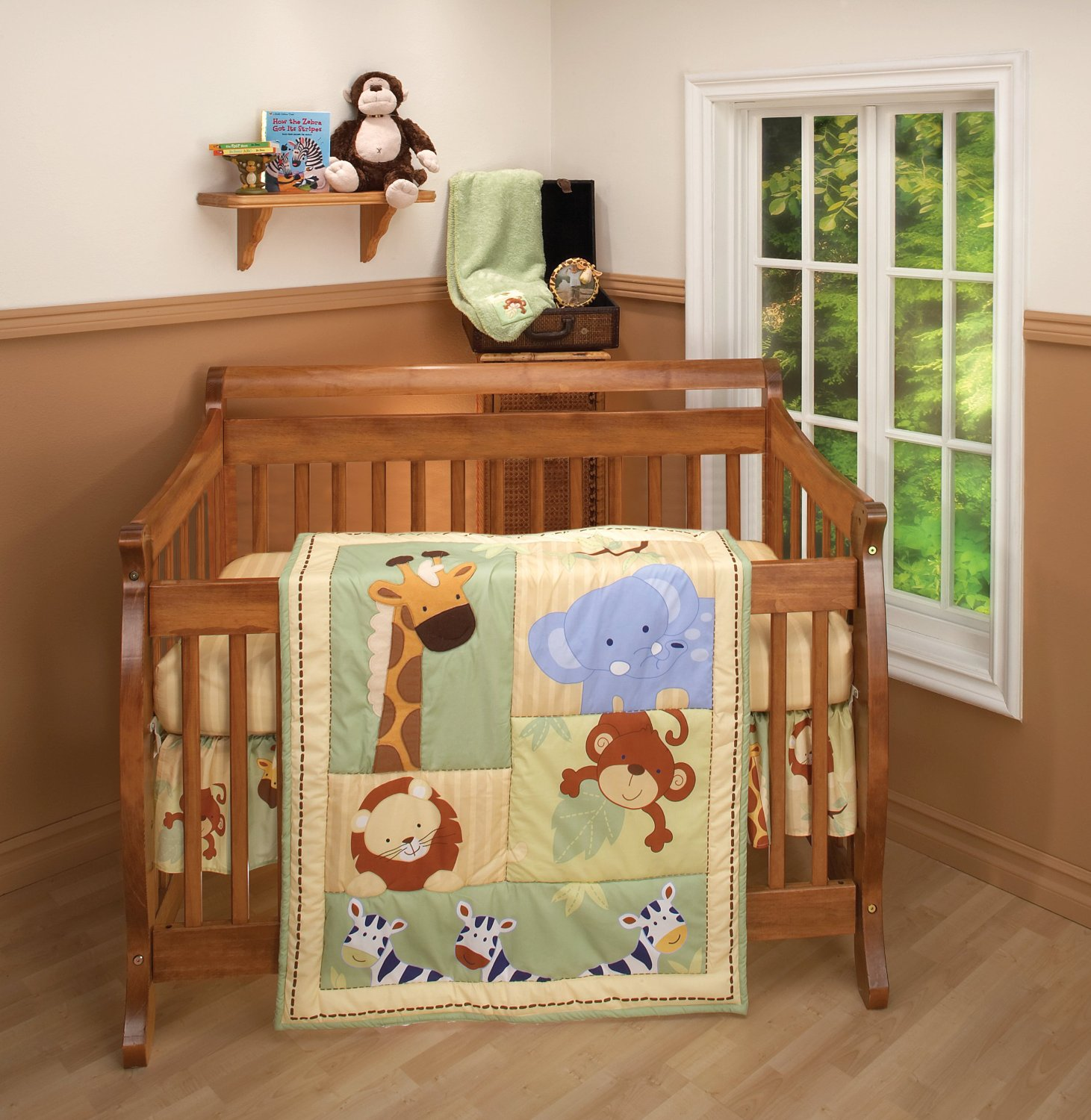 Nursery Bedding Sets Jungle Theme