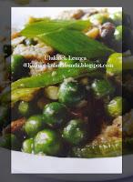 Masakan keren itu tidak selalu identik dengan harganya yang mahal atau materi Resep Ulukutek Leunca ala Sunda