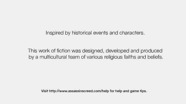 Game Assassin's Creed Terinspirasi Dari Sejarah
