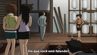 Detective Conan – Episódio 452: O Fantasma do Konpira