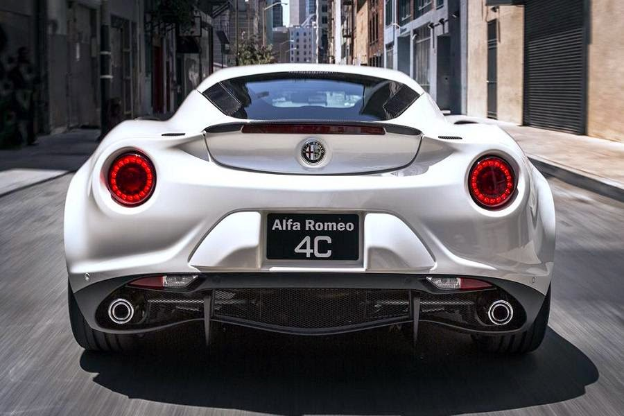 north american spec alfa romeo 4c autoesque. Black Bedroom Furniture Sets. Home Design Ideas