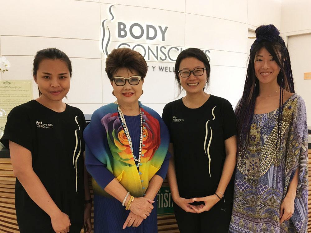 "BodyConscious จัดอบรมเชิงปฏิบัติการ ""How to Live Healthily in an Unhealthy World"""