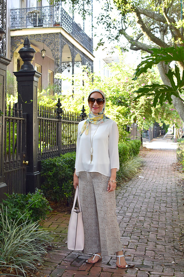 New Orleans-French Quarter-Travel Blogger-Garden District-Outfits for New Orleans-NOLA-Hijab