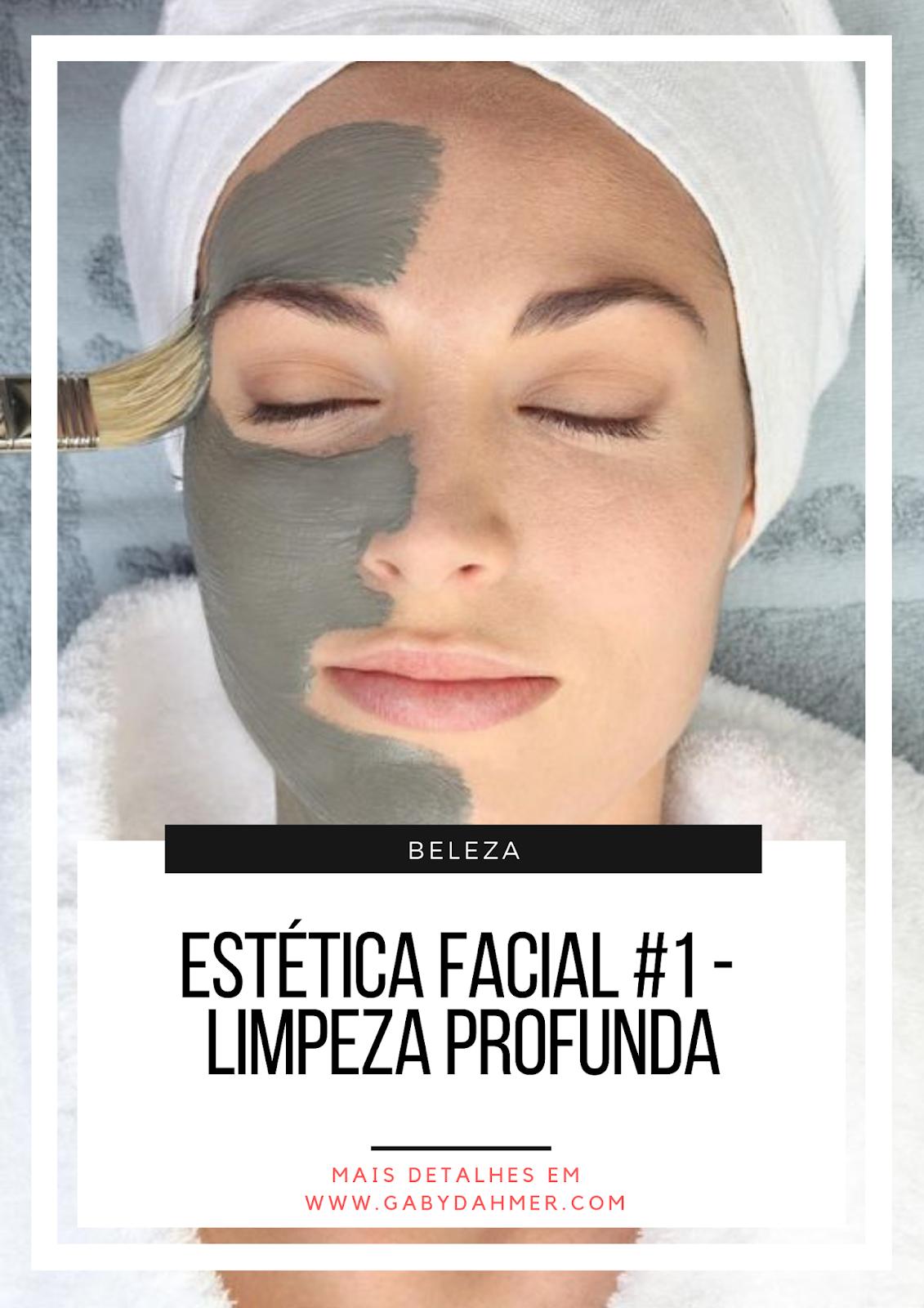 Quer ter uma pele facial mais bonita e hidratada? Faça limpeza profunda. Leia mais: