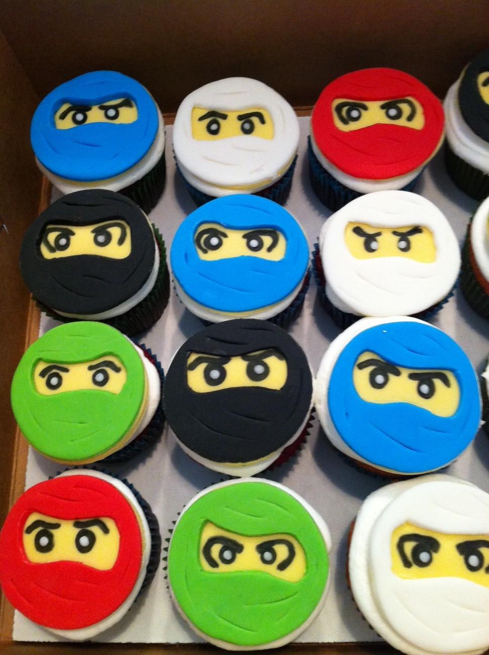Cakes By Nancy Ninja Cupcakes