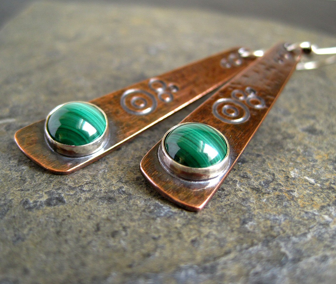 how to clean copper jewelry with stones