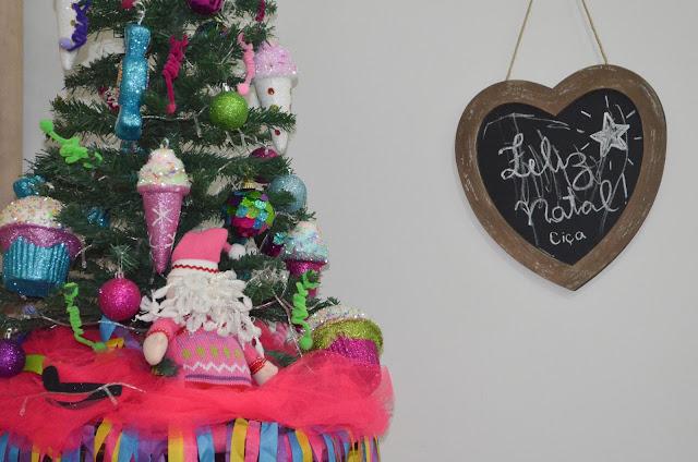 decoração de natal econômica