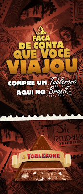 Campanha do Toblerone no Facebook