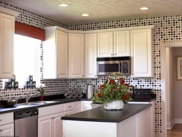 Contoh desain dapur minimalis sederhana yang moderen