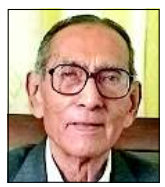 Bishwanath Borah who was the first jute technologist from Assam