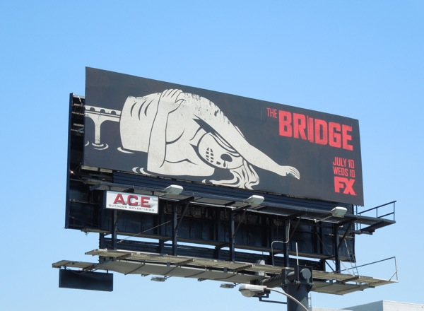 Bridge split series premiere billboard