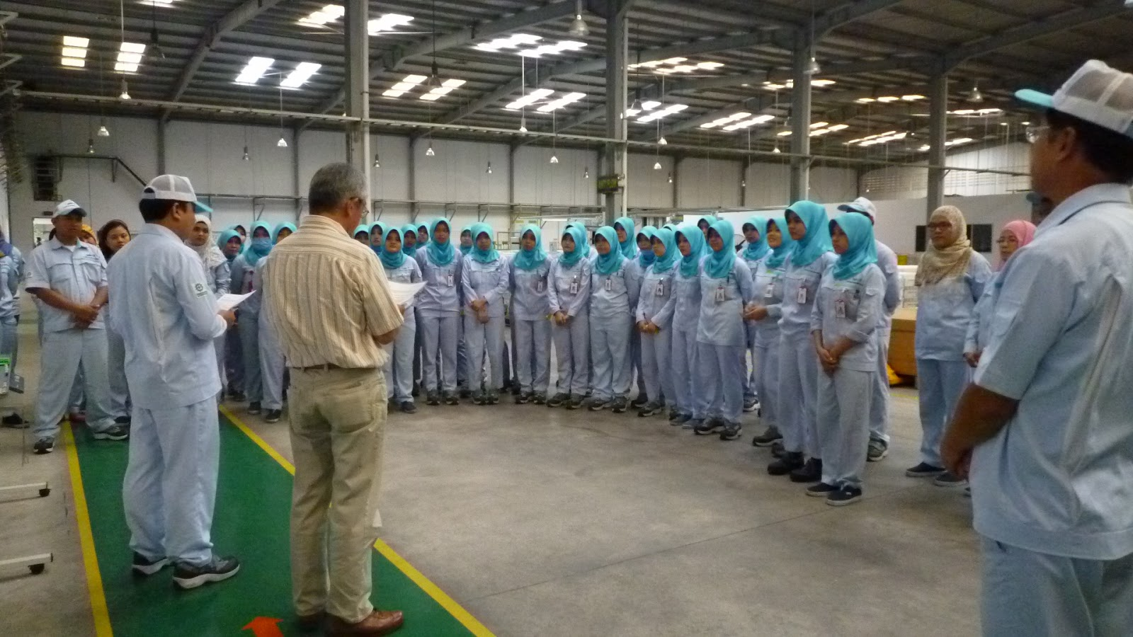 Lowongan Kerja Pabrik Baru MM2100 PT Yamada Indonesia Cikarang