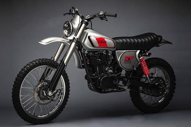 Yamaha XT 500 by MotoRelic