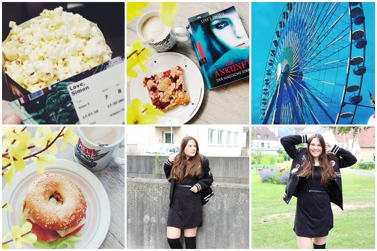 Monatsrückblick: Erlebt, Gesehen, Gebloggt, Monatsrückblick Blogger, Monatsrückblick Juli, Instagram Rückblick, Insta Love, Filmblogger