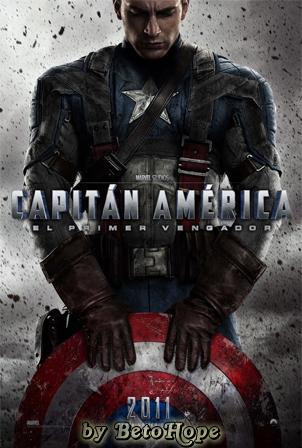 Capitan America El Primer Vengador [2011] HD 1080P Latino [Google Drive] GloboTV