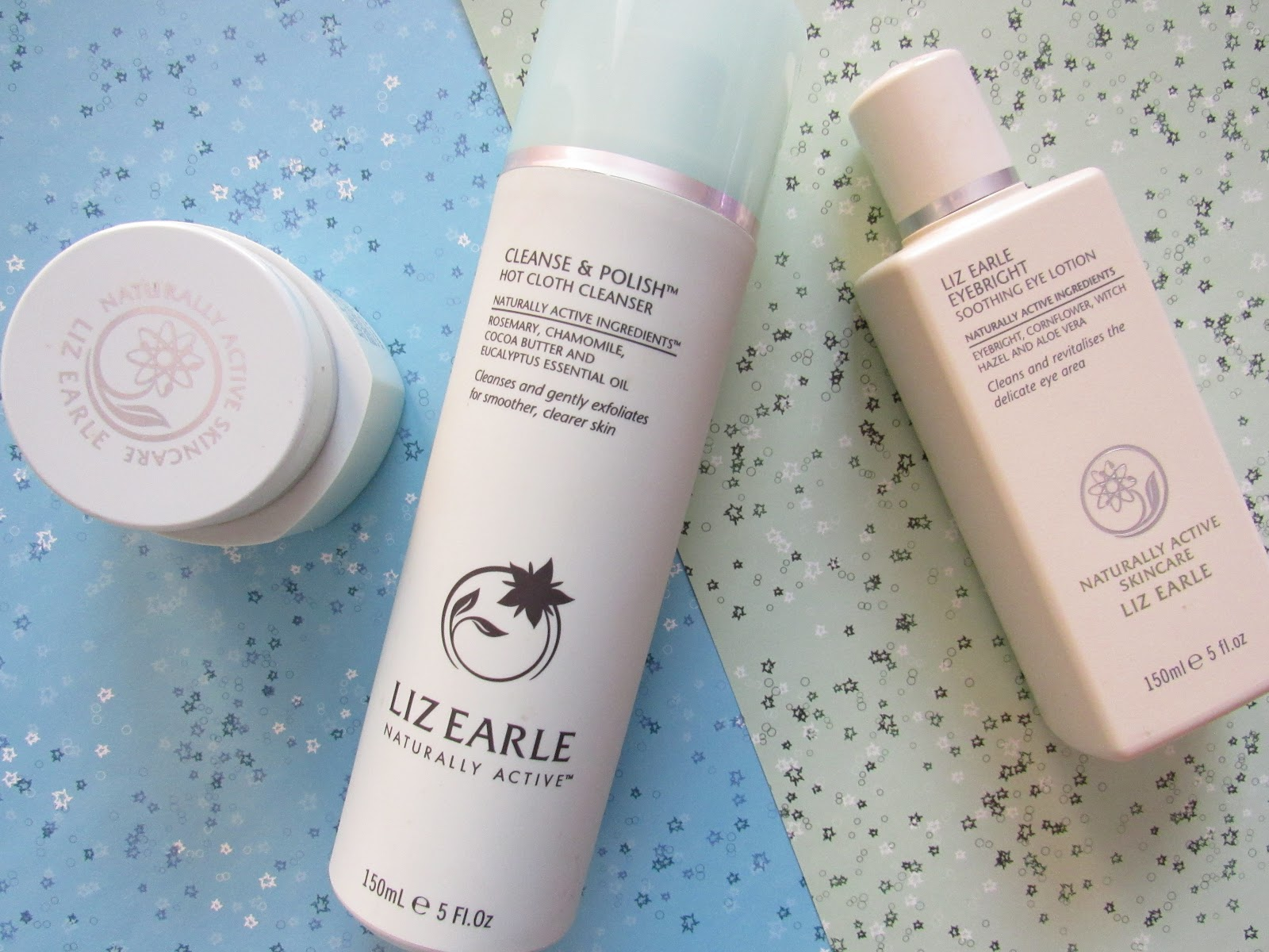 Blooming Fiction, lifestyle blog, Liz Earle Cleanse And Polish