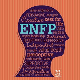 ENFP Myers-Briggs