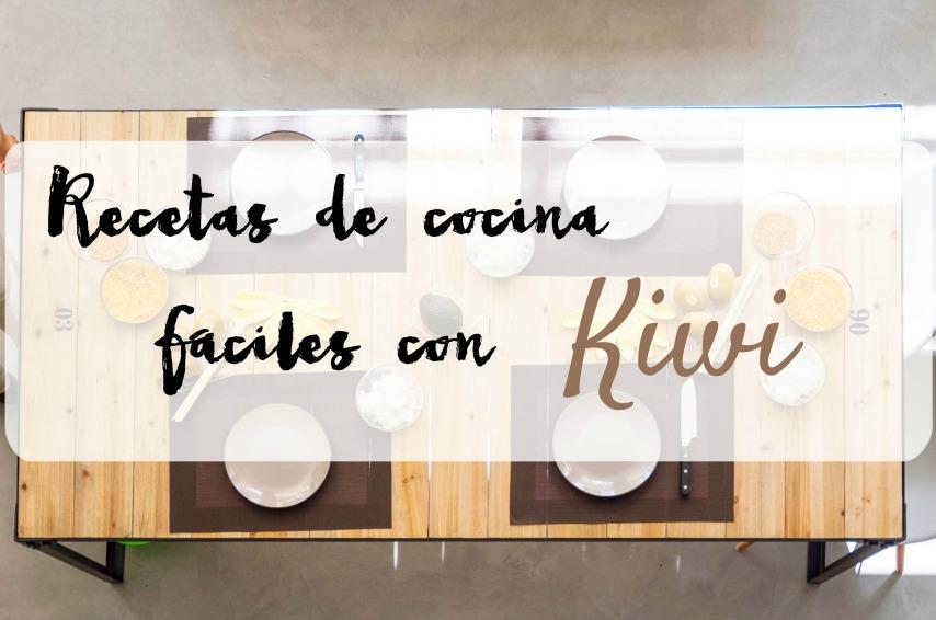recetas-fáciles-kiwi-niños-cocina
