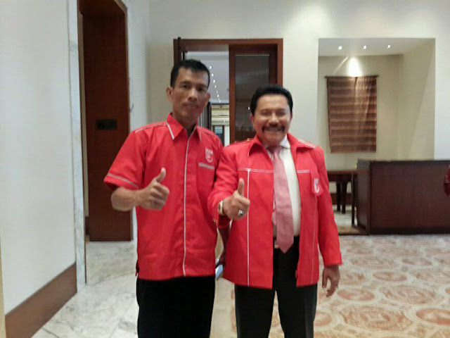 "Lolos Pemilu 2019, PKPI Siap Tancap ""Gas"""