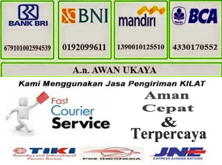 """Obat Kutil Kelamin"" Bank Rek. De Nature Indonesia ""Awan Ukaya"""