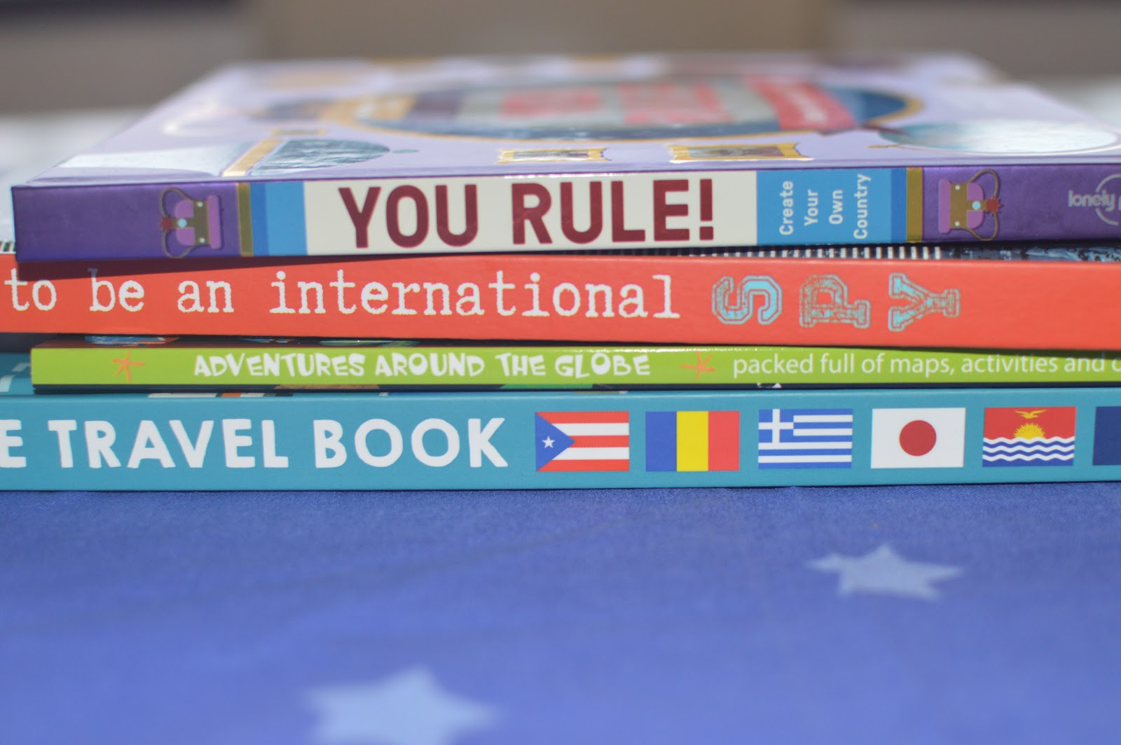 , Travel The World Through Books with Lonely Planet Kids #Review