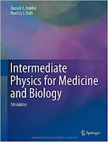 The cover of Intermediate Physics for Medicine and Biology.