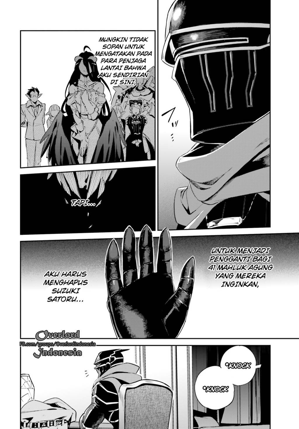 Komik Overlord chapter 31 Bahasa Indonesia
