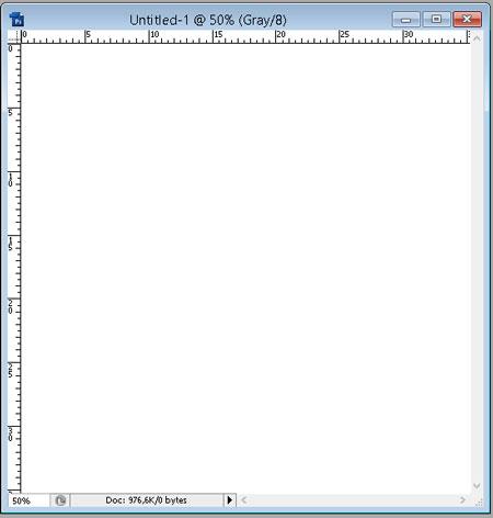 tampilan kotak dokumen baru