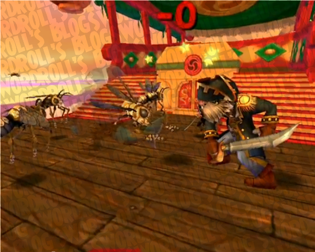 Cool Ranch Pirate101 Musketeer Companions - Year of Clean Water