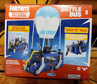 Toy Fair 2019 MOOSE Toys Fortnite Battle Royale Collection Battle Bus