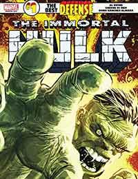 Immortal Hulk: The Best Defense