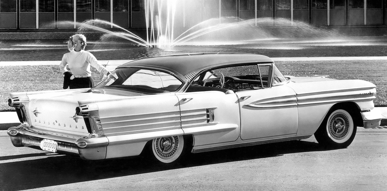 Car Style Critic Baroque Rococo Styling Late 1950s And Now American Cars Oldsmobile 1958 Ninety Eight Holiday Sedan Like Buicks 58 Oldsmobiles Received A Good Deal Of Seemingly Arbitrarily Shaped Placed Decorative Trim
