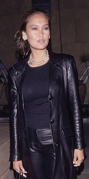 Leather Coat Daydreams Tia Carrere Rocking Leather Coats
